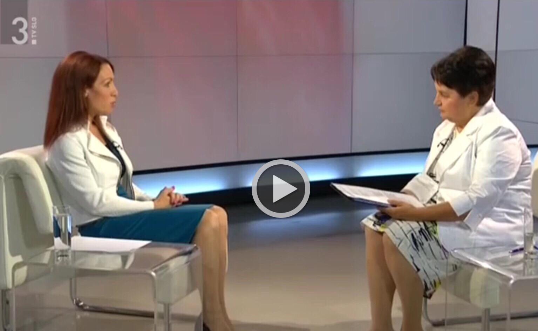 TV3: INTERVJU S PODPREDSEDNICO ZDRUŽENJA ETAŽNIH LASTNIKOV SLOVENIJE KRISTINO KULONJA HORVAT