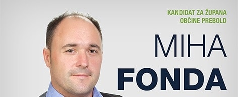 LOKALNE VOLITVE: Kandidat za župana občine Prebold MIHA FONDA (3)
