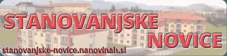 STANOVANJSKE NOVICE 001 - STANOVANJSKE NOVICE