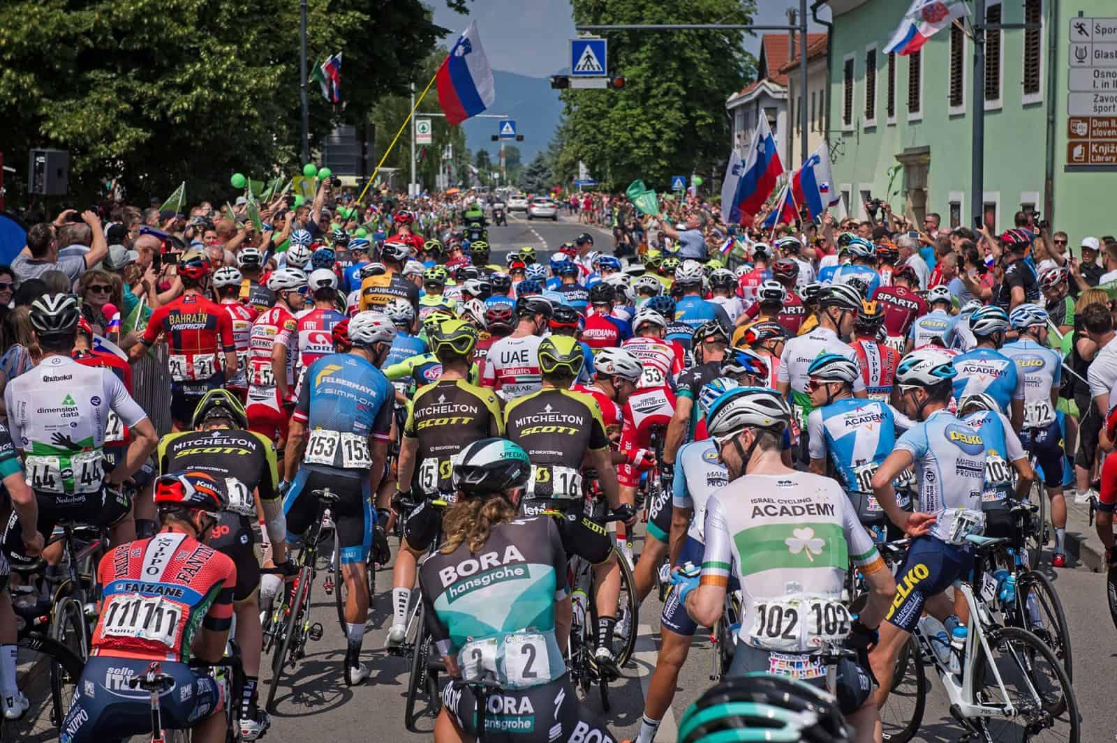 Radsport - Tour of Slovenia - Stage 3 - 21.06.2019  © rené vigneron/rscp-photo.net,