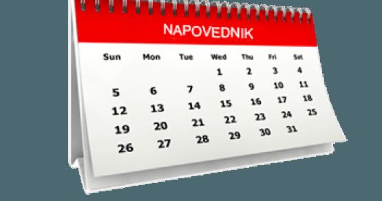 OBČINA PREBOLD: Priprava koledarja dogodkov za leto 2021 – posredovanje podatkov